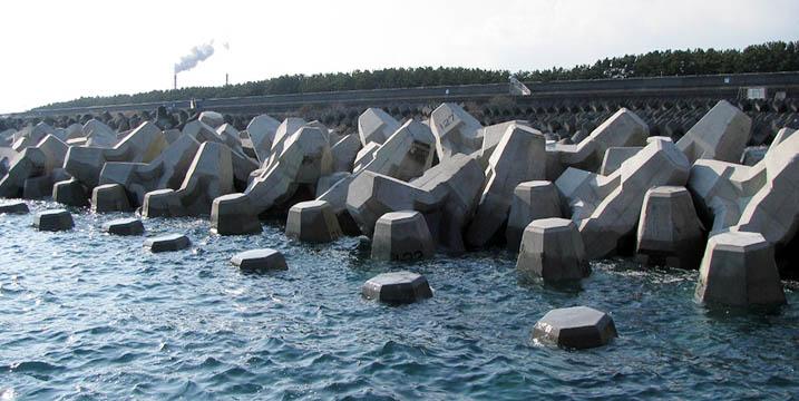 静岡県富士市富士海岸