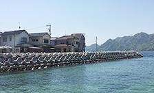 広島県呉市天応海岸