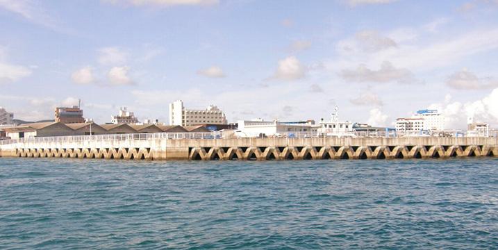 沖縄県石垣市石垣港