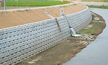 福岡県久留米市大刀洗川
